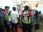 Sat Shabara Polres Sumenep Siaga Dilapangan Giling