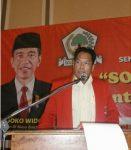 Inilah Tiga Hasil Munas X Soksi :       Ali Wongso Terpilih Aklamasi dan PG Akui