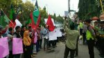 Sitrul Ditahan Kejati, Mahasiswa Sumenep Turun Jalan