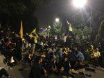 Kronologi BEM SI: Aksi Tiga Tahun Jokowi-JK