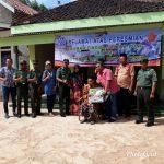 Dandim 0827/ Sumenep Resmi Serahkan Bantuan RTLH Veteran Pejuang