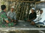 Peran Babinsa Koramil 0827/21 Ra'as Bersama Warga Binaan