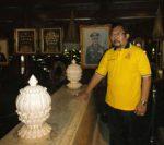 Menghargai Jasa Pahlawan :         Golkar Jatim Ziarah Makam Soeharto