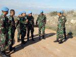 Komandan Satgas Indobatt Konga XXIII-L/Unifil Kunjungi Blue Line