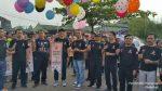Danramil 0827/13 Rubaru, Hadiri Gelar JJS Sadar Pilgub dan Donor Darah