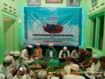 Serka Sudirman Anggota Ramil Kalianget, Hadiri Acara penutupan Maulid Arbain