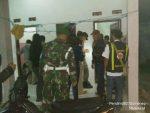Anggota Kodim 0827 Sumenep Ikut Tergabung Pelaksanakan Cipta Kondisi Operasi Razia