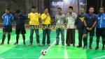 Camat Ganding Resmi Buka Turnamen Futsal Malam Ini