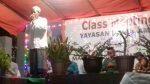 Class Meeting PP. Darul Amin; Motivasi Peserta Didik Agar Lebih Mencintai Pengetahuan Agama.