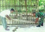 Implementasi Dilapangan Untuk Wujudkan Kemanunggalan TNI bersama Rakyat