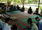 Wujud Kebersamaan dan Jalin Silaturahmi, Oleh Babinsa 0827/06 Saronggi