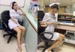 Baju Seragam Terlalu Seksi, Perawat Cantik Ini Dipaksa Resign!
