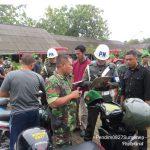 Melalui Gaktib Waspada Wira Clurit, Polisi Militer Cek Kendaraan Anggota Kodim Sumenep