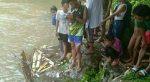 Warga Temukan Bayi Mengapung di Sungai