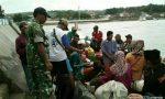 Sertu Muhlas Babinsa Sapudi, Intens Pantau Pelabuhan Gayam