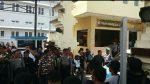 Ratusan Wartawan Se-Jawa Timur Kepung Polrestabes Surabaya