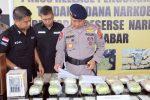Jaringan Pengedar Narkoba Antar Provinsi Diciduk Polisi