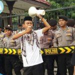 Lagi, Aktivis Gempar Demo Kantor Bupati Sumenep