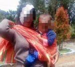 Viral!  Kalung Emas 10 gram Milik Balita asal Desa Pakondang Dirampas Orang Tak Dikenal