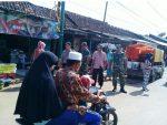 Sinergitas TNI - Polri dalam Pengamanan Arus Lalu Lintas Pasar Arjasa