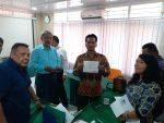 Korti PPU Sumenep Realisasikan Bantuan Sembako Untuk 100 Kaum Dhuafa
