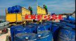 Akhirnya Polres Sumenep Keluarkan Rilis Penangkapan BBM Pelabuhan Gresik Putih