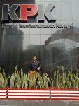 Pagi Ini Zamrud Khan Sumenep  Penuhi Undangan KPK