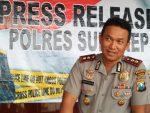 Deklarasi Jokowi-Makruf Dibubarkan, Begini Tanggapan Kapolres Sumenep