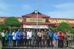 TNI Kodim 0827 Apel Gelar Operasi Terpusat Mantap Brata Semeru 2018