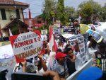 Ribuan Guru Honorer K2 Pecah di Sumenep