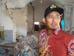 Wabup Fauzi: Gempa di Sapudi Tanggung Jawab Kita Semua