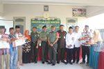 Tim Kemenhan RI Tinjau Pelaksanaan TMMD ke-104 di Sumenep