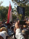 Warga Madura Turun Jalan, Tuntut Jokowi-Ma'ruf Didiskualifikasi