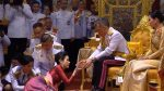 Raja Thailand Tunjuk Mantan Pacarnya sebagai Selir Kerajaan